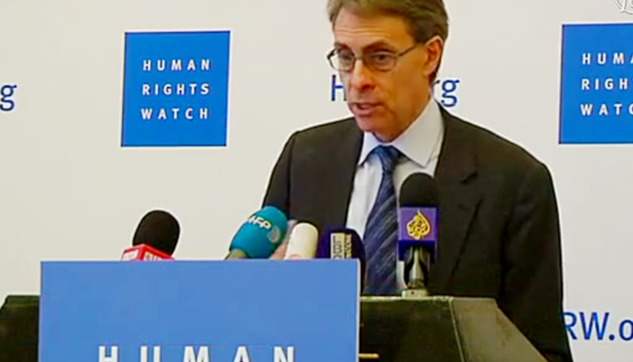 HRW: ежегодный доклад о нарушениях прав человека (видео)