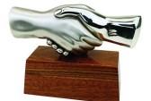 """Сувенир """"Взаимное партнёрство"""". Фото с сайта http://www.podarki-tut.ru/"""