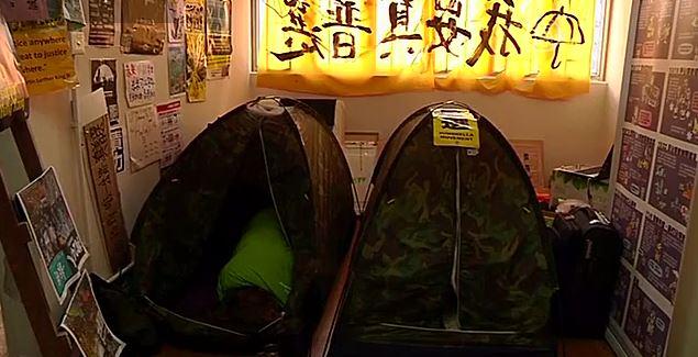 В Гонконге работает «революционный» хостел (видео)