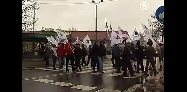 Польский добытчик угля оказался на грани разорения (видео)