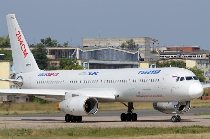 Ту-204СМ. Фото: https://ru.wikipedia.org/