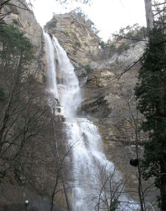 Водопад Учан-Су. Фото с сайта ru.wikipedia.org/