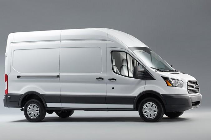Ford Transit 2015 года