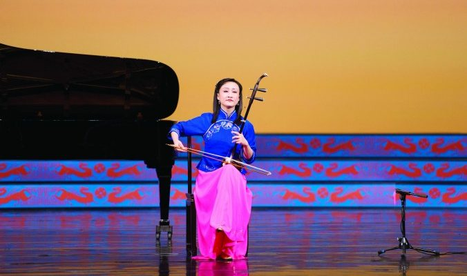 Целительная сила традиционной китайской музыки