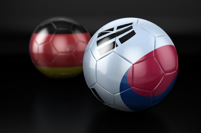Южнокорейцы верят в победу своих футболистов