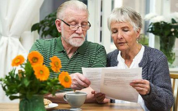Кредит пенсионерам. Фото: financegoldline.com