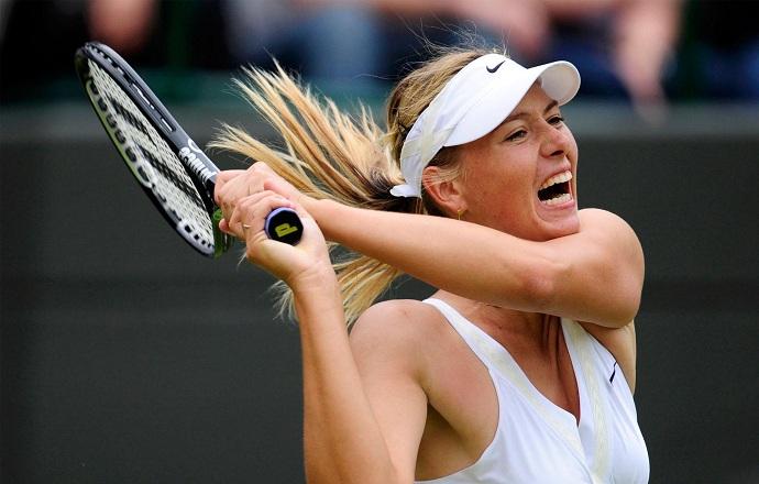 Российская теннисистка Мария Шарапова.   Фото: yandex.ru/images
