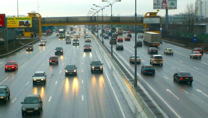 В столице приоритетным проектом 2015 года станет реконструкция Калужского шоссе