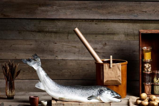 диета, рыба