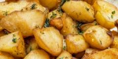Как сделать вчерашнюю картошку вкусной?