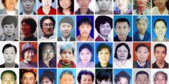 За год в Китае от репрессий погибли более 90 сторонников Фалуньгун