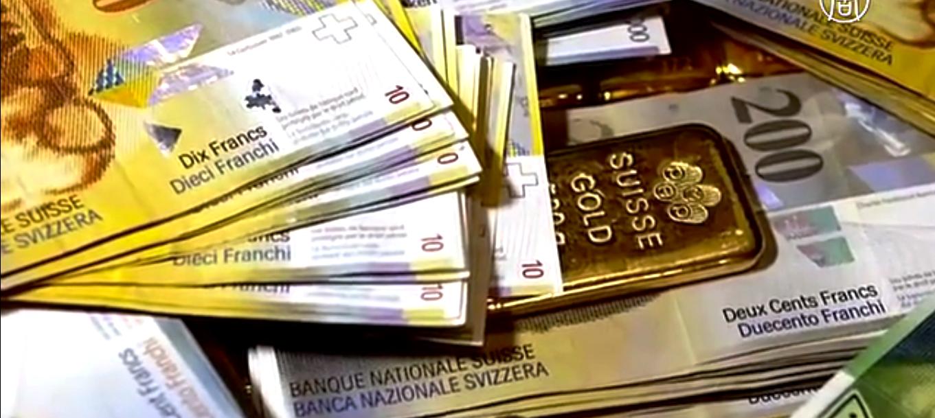 Продукты и одежда в Швейцарии стали дешевле. Скриншот видео