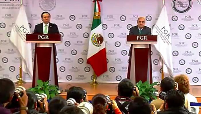 Власти Мексики подтвердили убийство 43 студентов (видео)