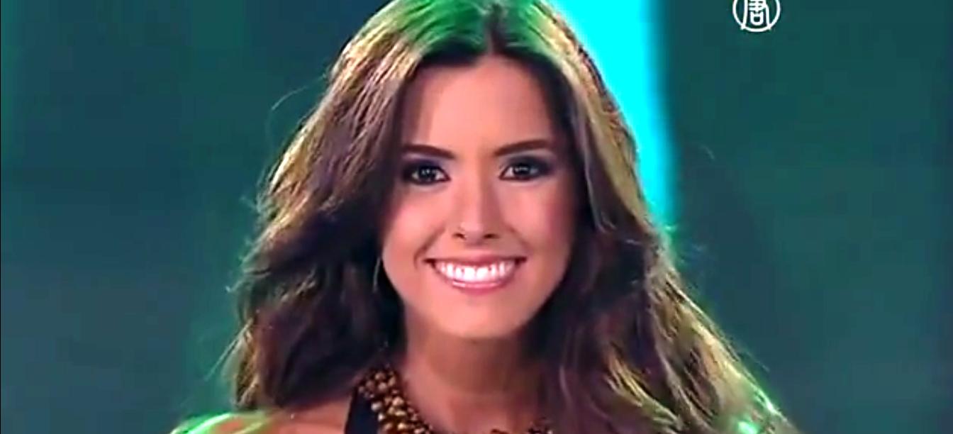 «Мисс Вселенной-2014» стала колумбийка. Скриншот видео