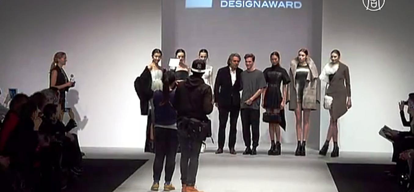 Новый тренд дизайнеров - мода из «отходов». Скриншот видео