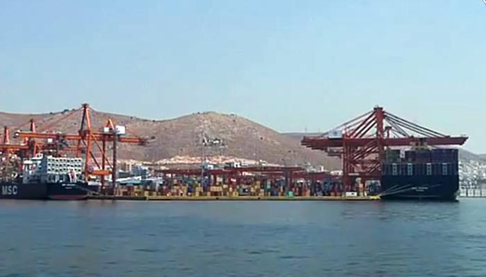 Греция отказалась продать порт Пирей, Китай возмущен (видео)