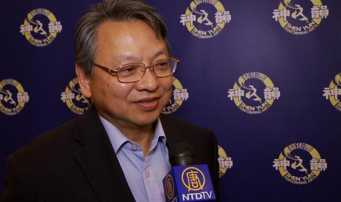 Посол Тайваня считает Shen Yun захватывающим