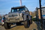 В Москве угнали автомобиль стоимостью 14 миллионов