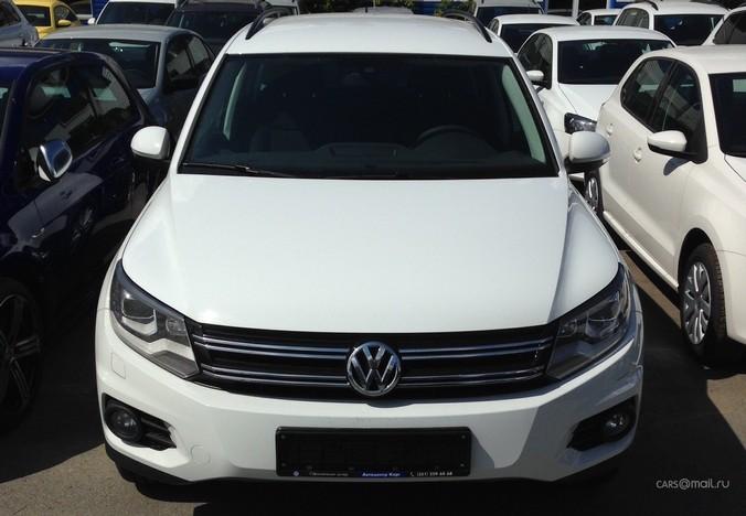 Volkswagen Tiguan. Фото: http://wilgood.ru/