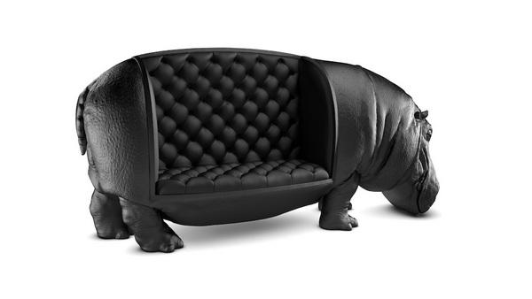 Дизайнерские кресла от Максимо Риера. Фото: http://max-riera.squarespace.com/