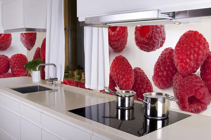 фотообои в интерьере кухня фото