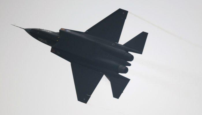 Китаю позволили «украсть» схемы F-35