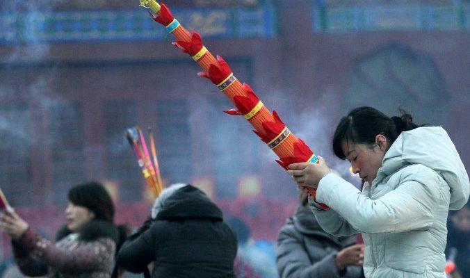 Члены компартии Китая больше верят в фэн-шуй, чем в учение Маркса