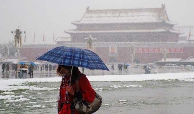 Падение рубля в РФ снизило точность прогнозов погоды в Китае