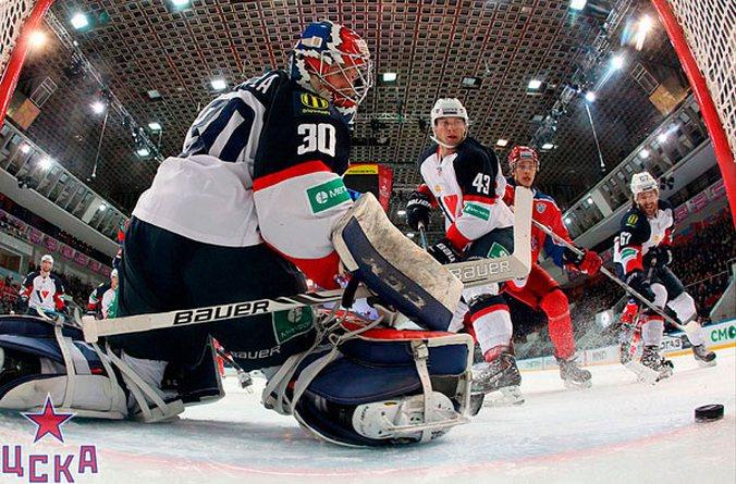 ЦСКА, хоккей