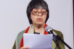 Поэтесса Марина Эскина. Фото:  Анна Галицкая
