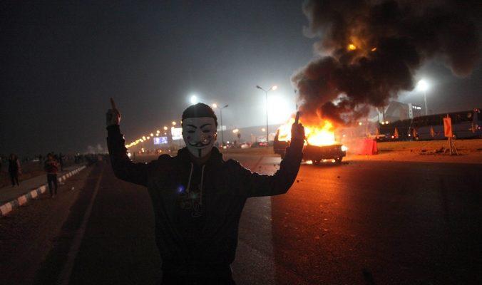 Не менее 22 человек погибли во время футбольного матча в Египте