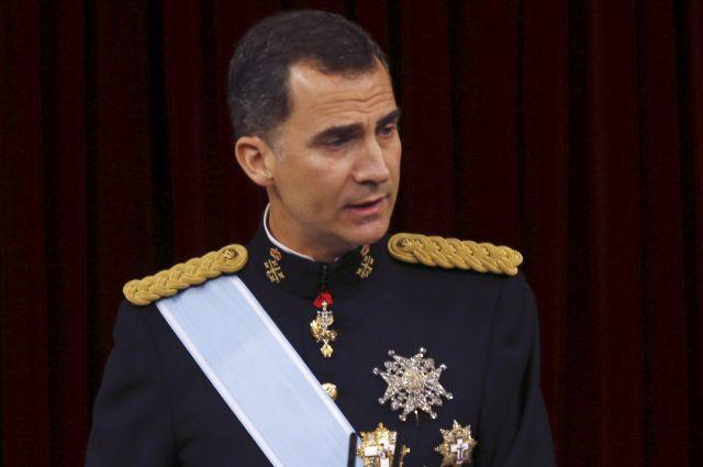 Испания, король Филипп IV, королева Летисия, зарплата, госбюджет