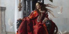 Портрет художника: Аранцазу Мартинез и её путь к мечте
