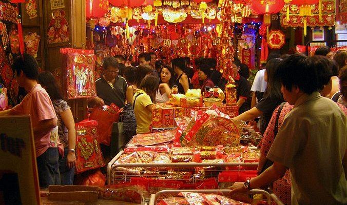 Обилие красного цвета в китайский Новый год — не истинная традиция