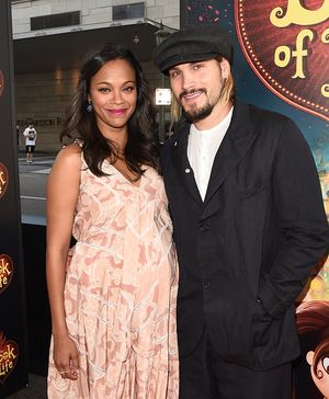 "Premiere Of Twentieth Century Fox And Reel FX Animation Studios' ""The Book Of Life"" - Red Carpet"