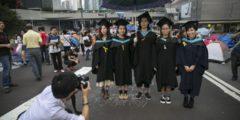 Среди гонконгских студентов растёт сопротивление компартии