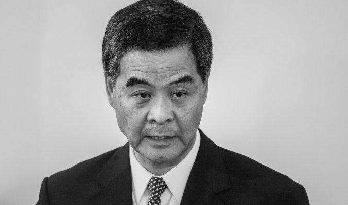 «Будьте, как овцы», — пожелал «волк» жителям Гонконга