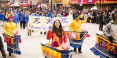Новогодние открытки наводят ужас на компартию Китая