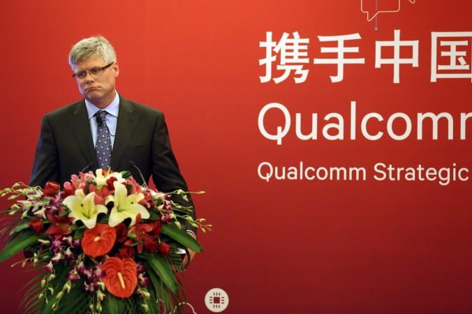Стив Молленкопф, генеральный директор Qualcomm