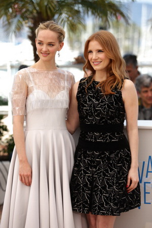 """The Disappearance Of Eleanor Rigby"" Photocall - The 67th Annual Cannes Film Festival"