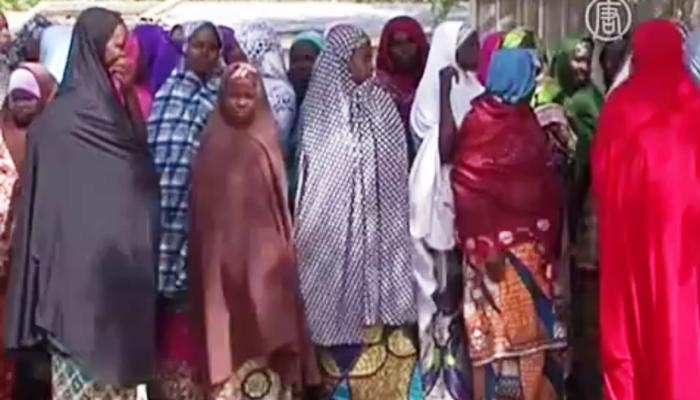 Заложницы «Боко харам» рассказали о плене (видео)