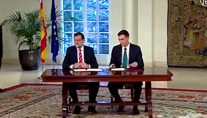 Испания с терроризмом будет бороться жёстче (видео)