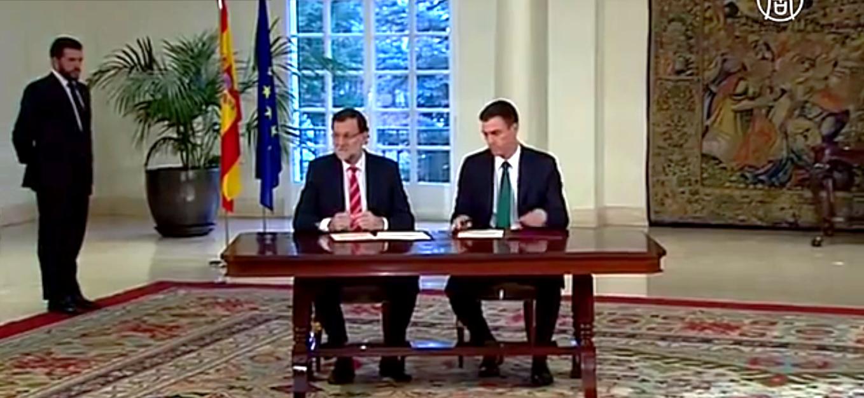 Правительство Испании подготовило новый закон по борьбе с терроризмом. Скриншот видео