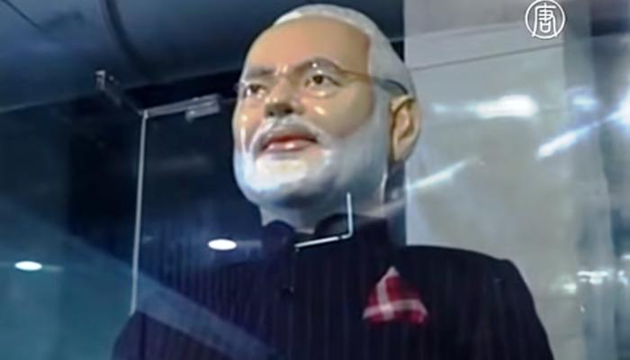 Нашумевший костюм премьера Индии продадут с аукциона (видео)