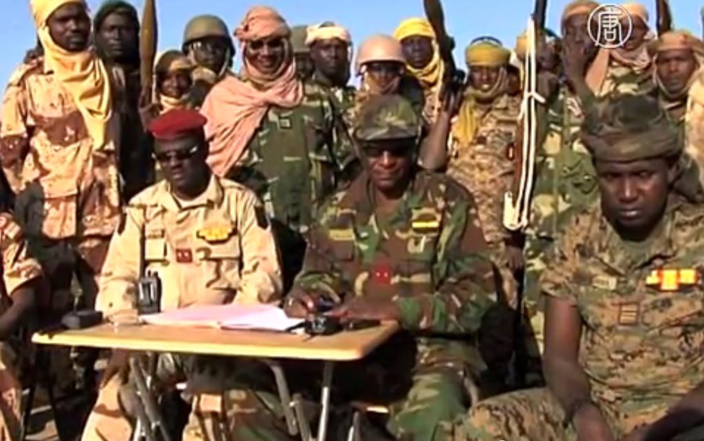 Боевики «Боко харам». Скриншот видео/Телеканал NTD