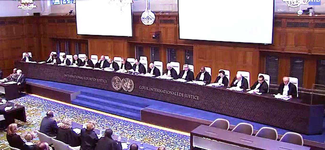 Гаага: Сербия и Хорватия в геноциде невиновны. Скриншот видео