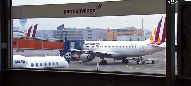 Рейсы Lufthansa снова отменяют из-за стачки. Скриншот видео
