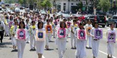 В Китае пытаются незаконно осудить участников конференции Фалуньгун