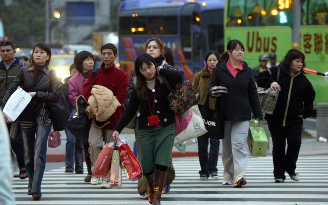 Новогодние страхи китайцев