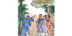 Китайские идиомы: на развилке дорог потерять козу 歧路亡羊